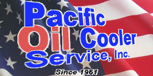 Pacific Oil Cooler Service