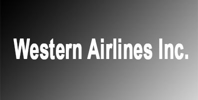 Western Airlines Inc.