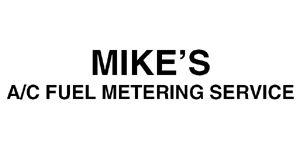Mikes Aircraft Fuel Metering